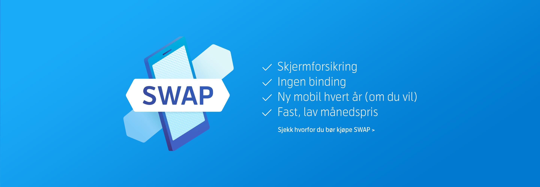 Sjekk hvorfor du bør kjøpe SWAP